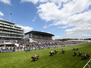 There is racing from Epsom on Wednesday.